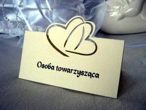 Wzór Dwa serca